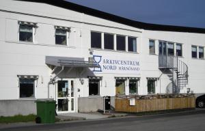 Arkivcentrum Nord-bild till sida 1